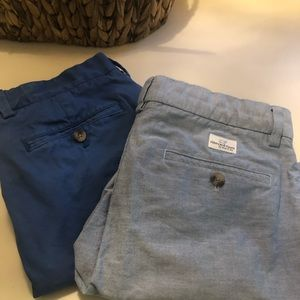 Two pair vineyard vines shorts
